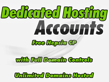 Low-cost dedicated servers service